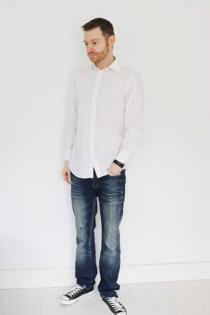 What To Wear With A White Shirt Men 39 S Fashion Advice