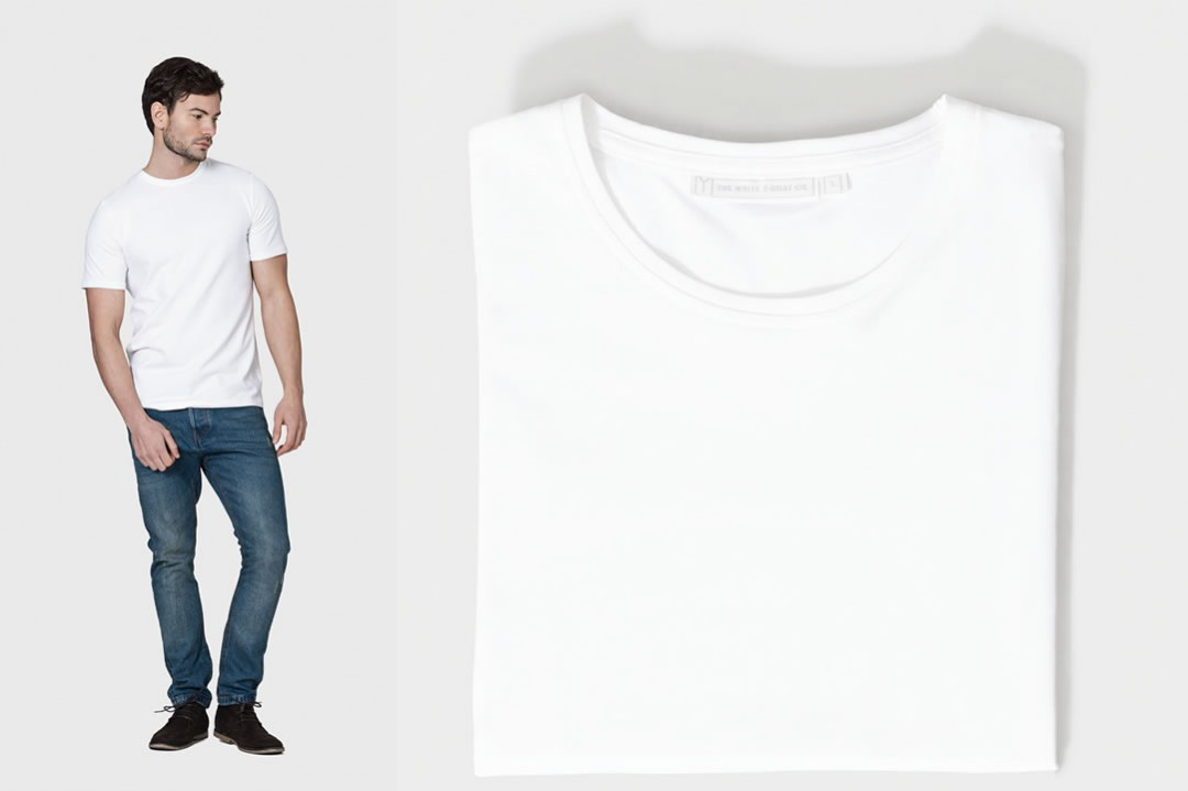 The Complete Guide To Men's Basic T Shirts | Michael 84