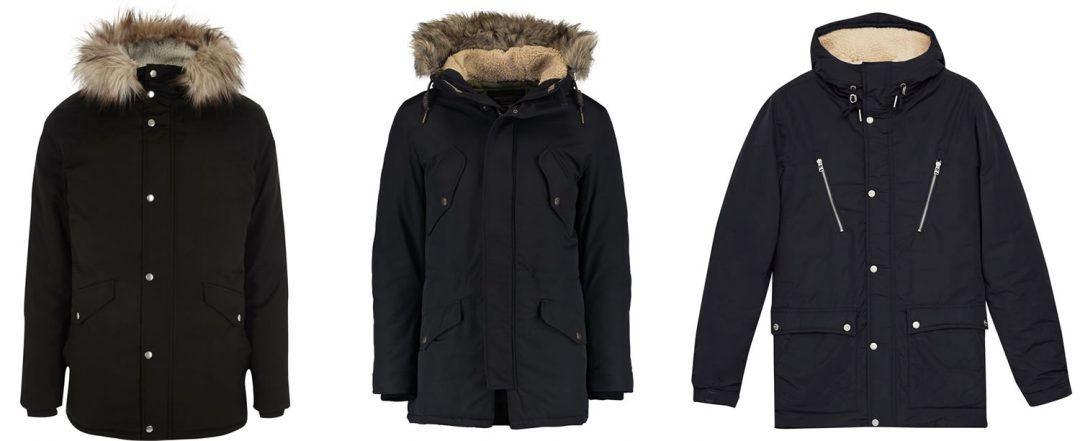 More Parka Jackets For Winter