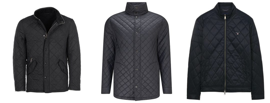 Quilted Jackets For Winter
