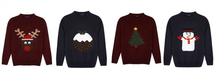 H M Reindeer Sweater Christmas Jumpers For ...