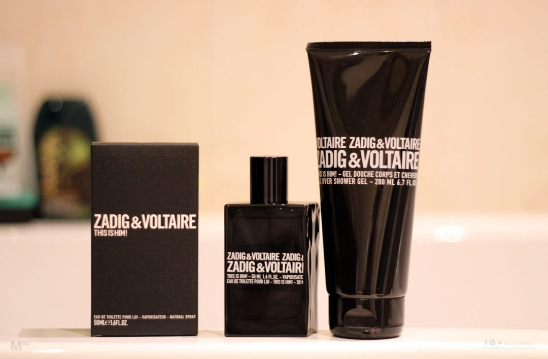 Zadig & Voltaire This Is Him Review